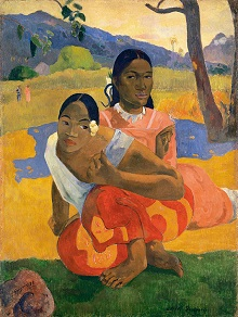 Nafea Faa Ipoipo? When Will You Marry? 1892 This painting was sold for $300 million in 2015