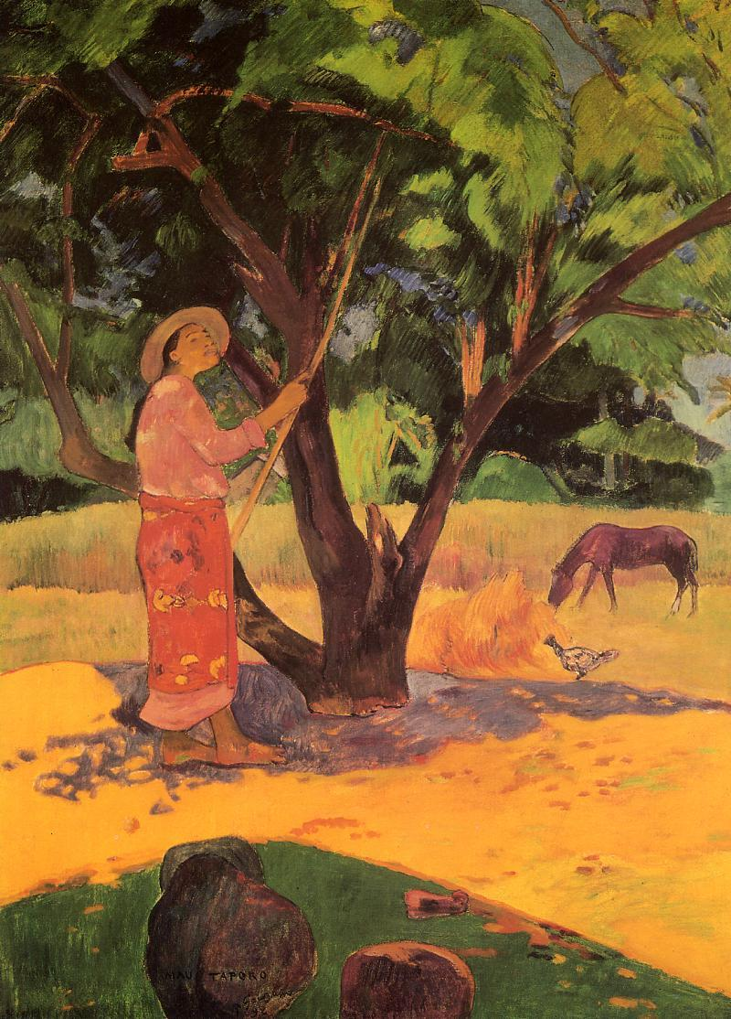 The lemon picker 1891